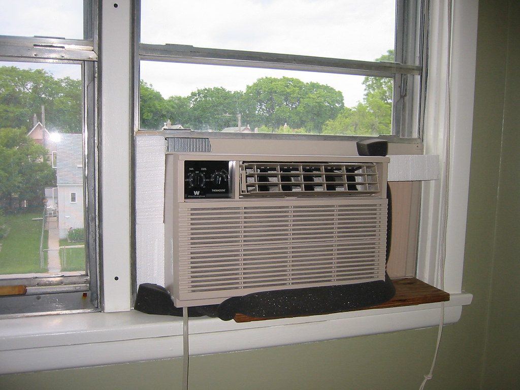 How to Quiet a Loud Window Air Conditioner